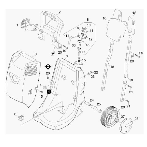 karcher parts list pictures to pin on pinterest thepinsta Karcher SC5 Service Manual Karcher Pressure Washer User Manual