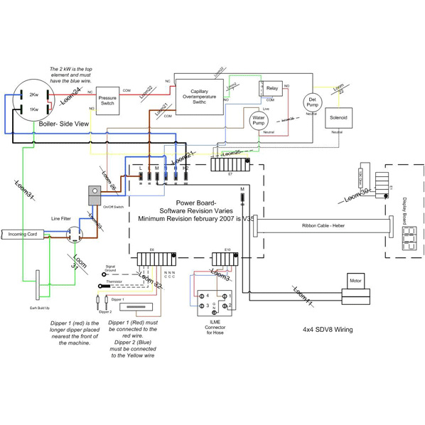 Wiring diagram sd8 matrix dry steam cleaner septimus spares wiring diagram asfbconference2016 Image collections