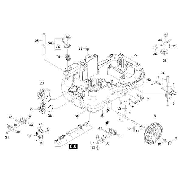 327 Chevy Blower Pistons: Hot Pressure Washer