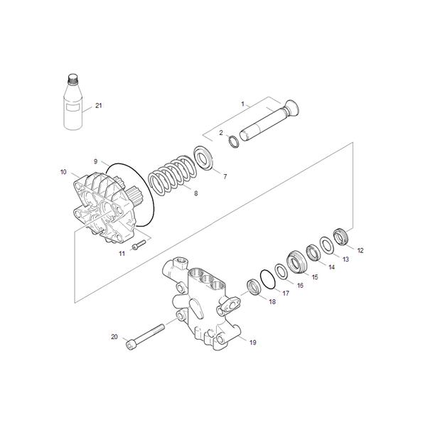 Hds 12 14 4 St Gas Karcher Hot Pressure Washer