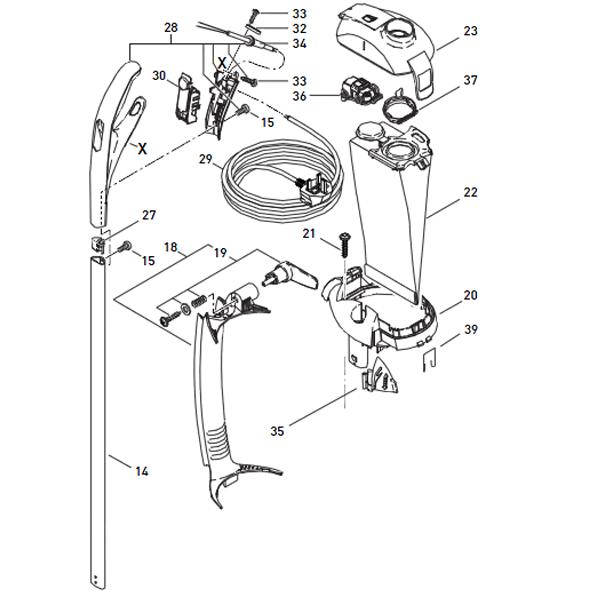 Vacuum Parts Sebo Vacuum Parts