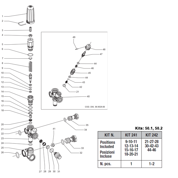 venturi blower diagram