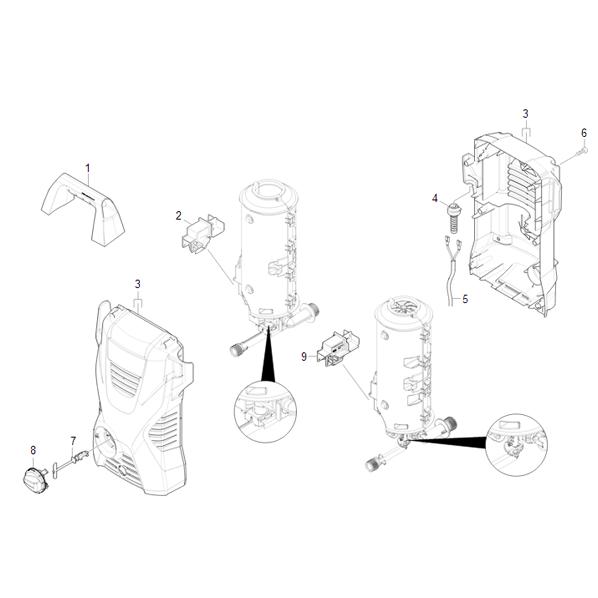 K2 Compact | Karcher - Home & Garden | Cold Pressure Washer