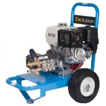 Evolution Series 1 - 20 Lpm 200 Bar Petrol Pressue Washer