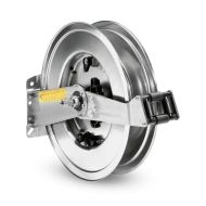 Karcher ABS hose reel stainless steel